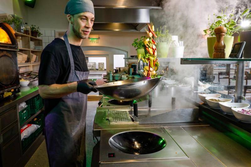 Alex Kitchen Restaurant In Husum Und Heide